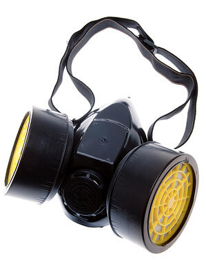 closed circuit escape respirator