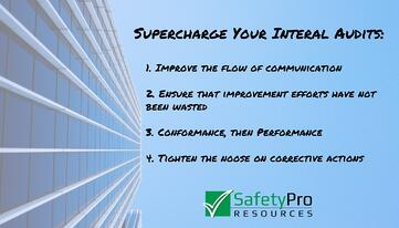 4 ways to supercharge your internal safety audits