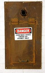 Construction & General Industry Confined Space Rules