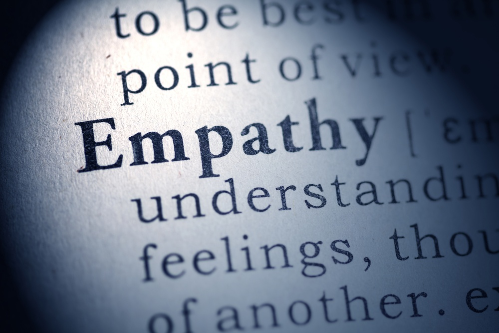 The Empathy Gap: the definition of empathy