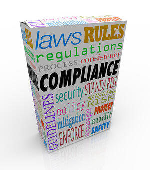 What are my company's legal requirements for safety compliance